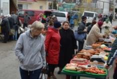 Феодосия. Новость - В Феодосии на очередной ярмарке приняли участие 23 сельхозтоваропроизводителя