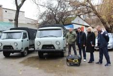 Феодосия. Новость - Феодосия получила помощь от побратимов из Ульяновской области