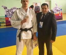Новости Феодосии: Феодосиец - Андрей Гордиенко - второй на Всероссийском мастерском турнире по дзюдо