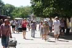 Феодосия. Новость - Цифра недели: 53 тысячи отдыхающих