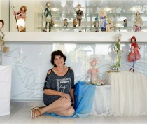 Новости Феодосии: Любимая кукла — еще не родившаяся