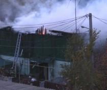 Новости Феодосии: Как тушили дом в Коктебеле (ВИДЕО)