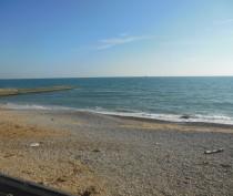 Новости Феодосии: Галечные пляжи Феодосии собираются отдать предпринимателям