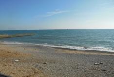 Феодосия. Новость - Галечные пляжи Феодосии собираются отдать предпринимателям
