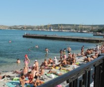 Новости Феодосии: В Феодосии количество туристов увеличилось на треть