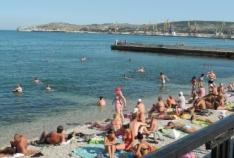 Феодосия. Новость - В Феодосии количество туристов увеличилось на треть
