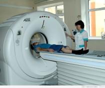 Новости Феодосии: Новый томограф в феодосийской детской больнице значительно расширил диагностические возможности