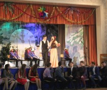 Новости Феодосии: Новогодний карнавал в Феодосии