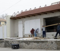 Новости Феодосии: Март: Пляжи и корпуса морского фасада Феодосии