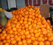 Новости Феодосии: Новогодние цены на рынке Феодосии или кто покупает огурцы за 400 рублей