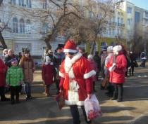 Новости Феодосии: Тайный Дед Мороз в Феодосии