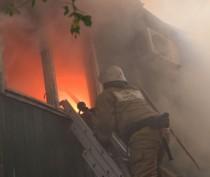Новости Феодосии: В Феодосии на пожаре спасли женщину с двумя маленькими детьми