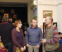 Новости Феодосии: Первая в Феодосии галерея современного искусства обновляет свою экспозицию!