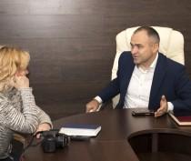 Новости Феодосии: Эксклюзивное интервью с главой администрации Феодосии: «Дать команде задор для выполнения своих обязанностей»