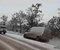 Новости Феодосии: Феодосиец попал в беду на крымской трассе (ФОТО)
