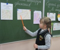 В феодосийских школах прошла масштабная акция по правилам поведения на дороге (ФОТО)