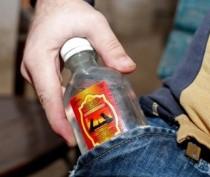 Новости Феодосии: Феодосийский магазин попался на торговле запрещенной спиртосодержащей продукцией