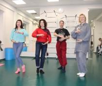 Новости Феодосии: В Феодосии прошел открытый урок по цигун и тайцзицюань