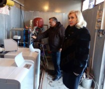 Новости Феодосии: В котельной коктебельской школы установили новое оборудование