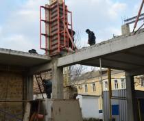 Новости Феодосии: В Феодосии начали принудительно сносить самострой на Земской (ВИДЕО)
