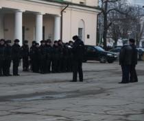 Новости Феодосии: В Феодосии около ста правоохранителей охраняют наш сон