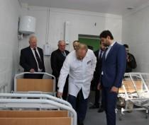 Новости Феодосии: В феодосийской горбольнице отремонтировали хирургическое отделение