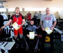 Новости Феодосии: Прошлое воскресенье было щедрым на медали для феодосийцев