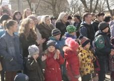 Фото новости - Самые веселые гулянья прошли в Береговом!