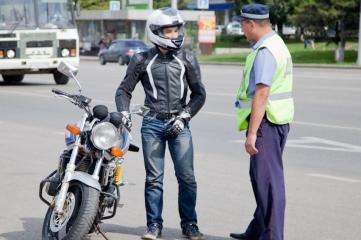 Фото новости - Завтра ГИБДД начнет ловить мотоциклистов-нарушителей