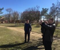 Новости Феодосии: Новые спортплощадки появятся к лету в Феодосии