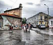 Новости Феодосии: В Феодосии началась дождливая неделя