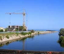 Новости Феодосии: Феодосийцев порадует красивый мост через Байбугу