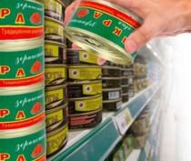 Новости Феодосии: Серия дерзких краж: в Феодосии постоянный покупатель подворовывал икру из супермаркета