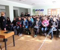 Новости Феодосии: Полицейские обсудили вопросы толерантности с феодосийскими студентами