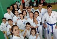 Феодосия. Новость - Феодосийские каратисты будут атестовываться в середине апреля