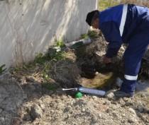 Новости Феодосии: В Коктебеле продолжается борьба с незаконными врезками в «ливневку» (ФОТО)