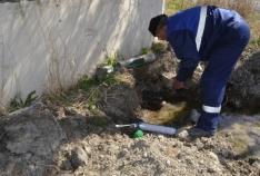 Феодосия. Новость - В Коктебеле продолжается борьба с незаконными врезками в «ливневку» (ФОТО)