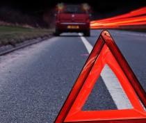 Новости Феодосии: Мопед протаранил микроавтобус на трассе под Феодосией