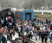 Новости Феодосии: В Феодосию вновь прибудет «Поезд Победы»