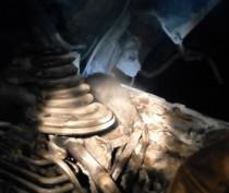 На трассе под Феодосией горела фура