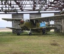 Новости Феодосии: Кладбище старинных самолетов на Клементьева