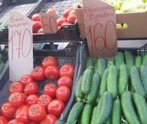 Новости Феодосии: Пасхальные цены на рынке Феодосии