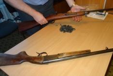 Феодосия. Новость - У феодосийца изъяли незарегистрированное оружие и патроны