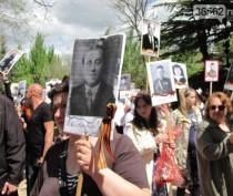 Новости Феодосии: Феодосийцы пройдут на параде с портретами родных, героев Победы