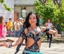 Новости Феодосии: В Феодосии сражались рыцари и танцевали дети и взрослые