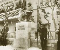 Новости Феодосии: Ровно 87 лет назад в Феодосии открыли памятник Ивану Айвазовскому