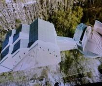 «Волшебный театр» займет руины бывшего кафе в Комсомольском парке Феодосии