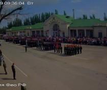 Новости Феодосии: Бессмертный полк и митинг