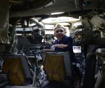 Новости Феодосии: Выставка военной техники на набережной Десантников