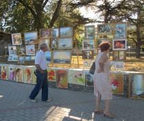 Новости Феодосии: Власти Феодосии определились с местами для художников